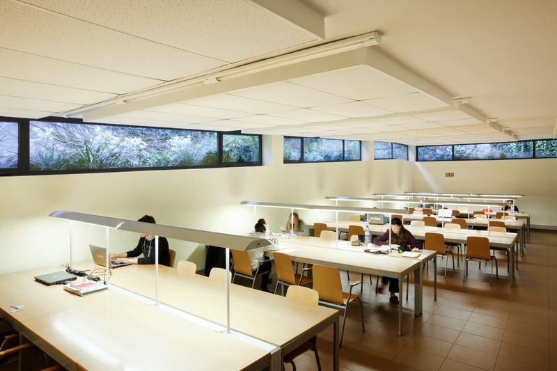 Question au Conseil Communal : Salle d'étude